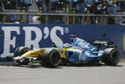 SLK039:Renault R26 British GP 2006 - Winner Alonso